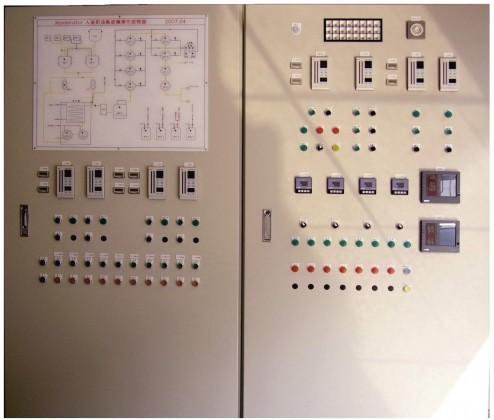 控制盤5面板