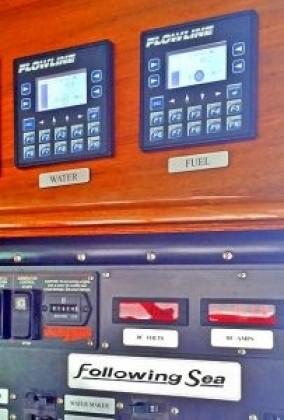 LU83 船用柴油和灰水液位傳感器