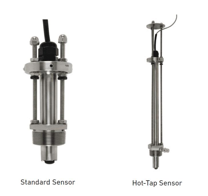3-2540金屬蹼輪式低流量及免停水感測器