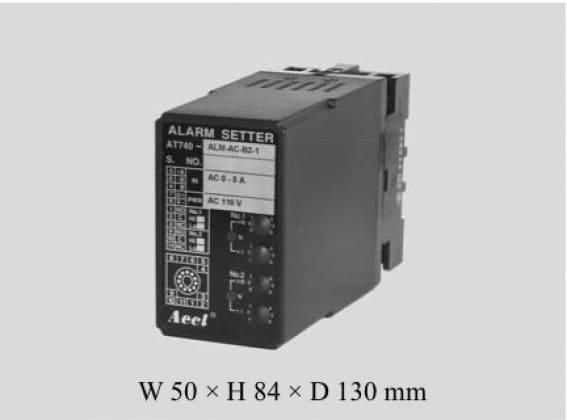 AT-740-ALM-AC/AE交流警報設定器