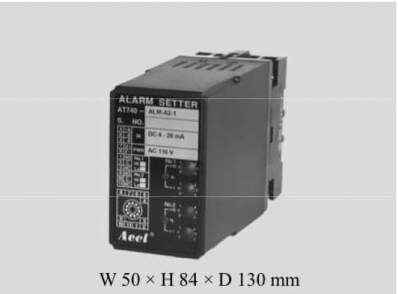 AT-740-ALM-DC直流警報設定器