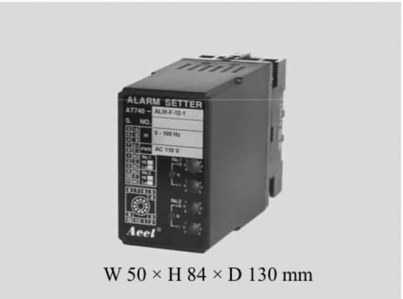 AT-740-ALM-F頻率-流量警報設定器
