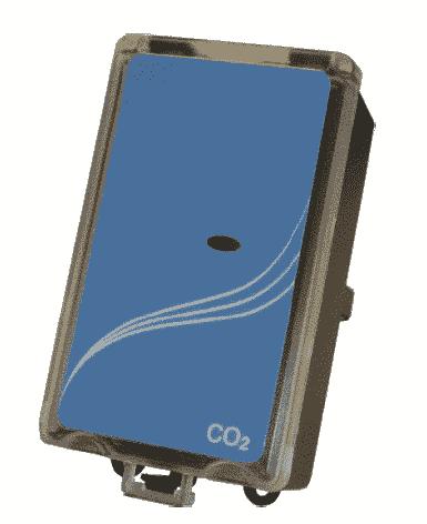 二氧化碳/溫溼度傳送器
