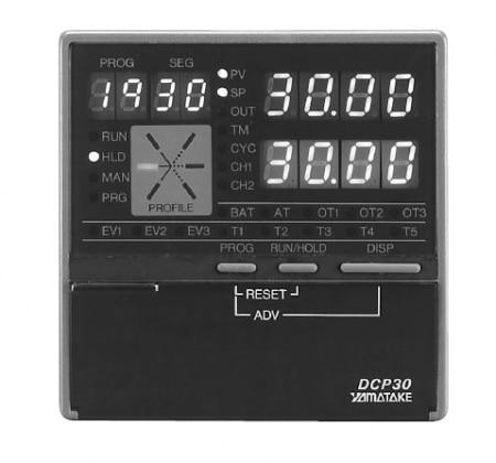 DCP31可程式區段控制器