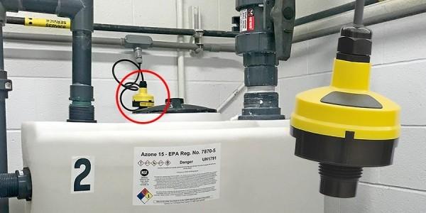 DL14 水處理日用桶液位傳感器
