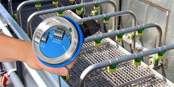 LG10 乳製品化學批量控制液位傳感器