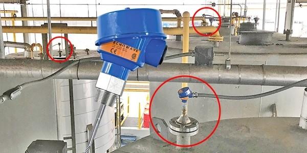 LG10 電機化學儲罐液位傳感器