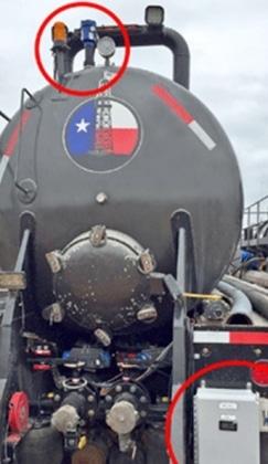 LR10 油田燃油和潤滑油液位傳感器