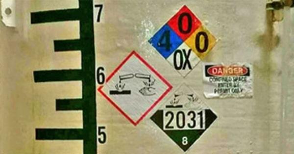 LR10 硝酸大容量液位傳感器