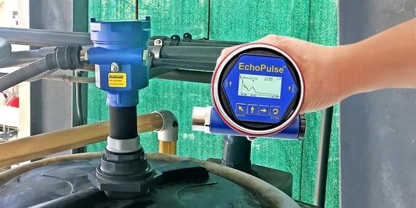 LR10 高錳酸鈉儲罐液位傳感器