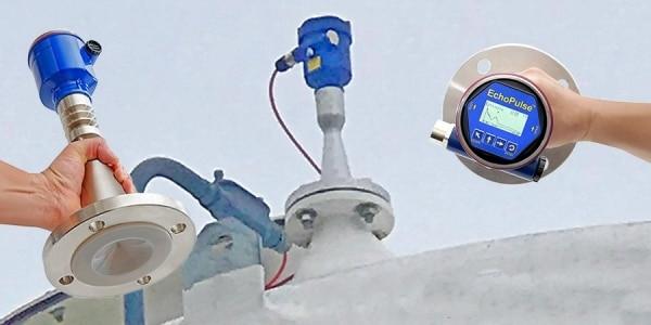 LR20 侷限空間內可靠的液位傳感器