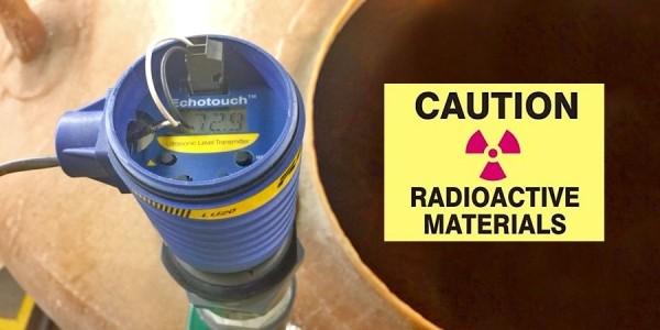 LU20 核洗衣廢液箱液位傳感器