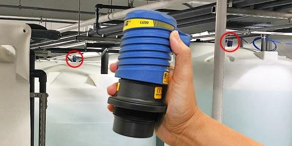 LU20 水族館生命科學桶槽液位傳感器