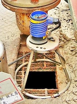 LU20 油田泥漿分離器罐液位傳感器