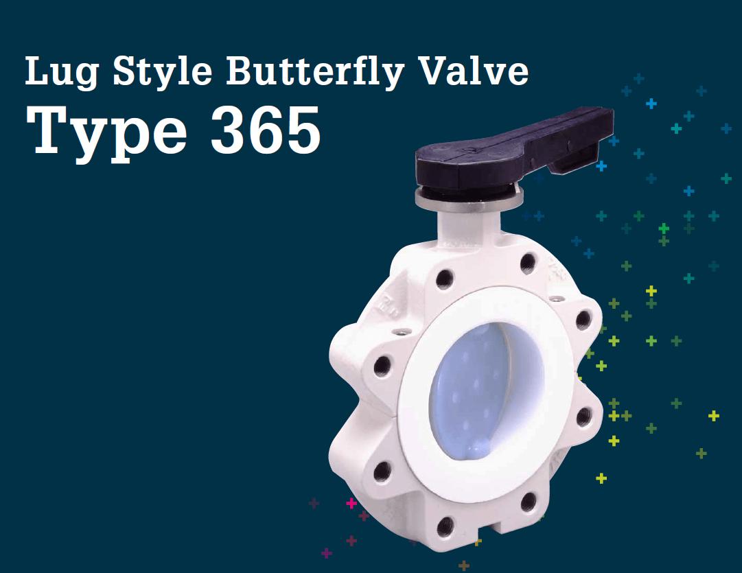 手動蝶閥 Type 365