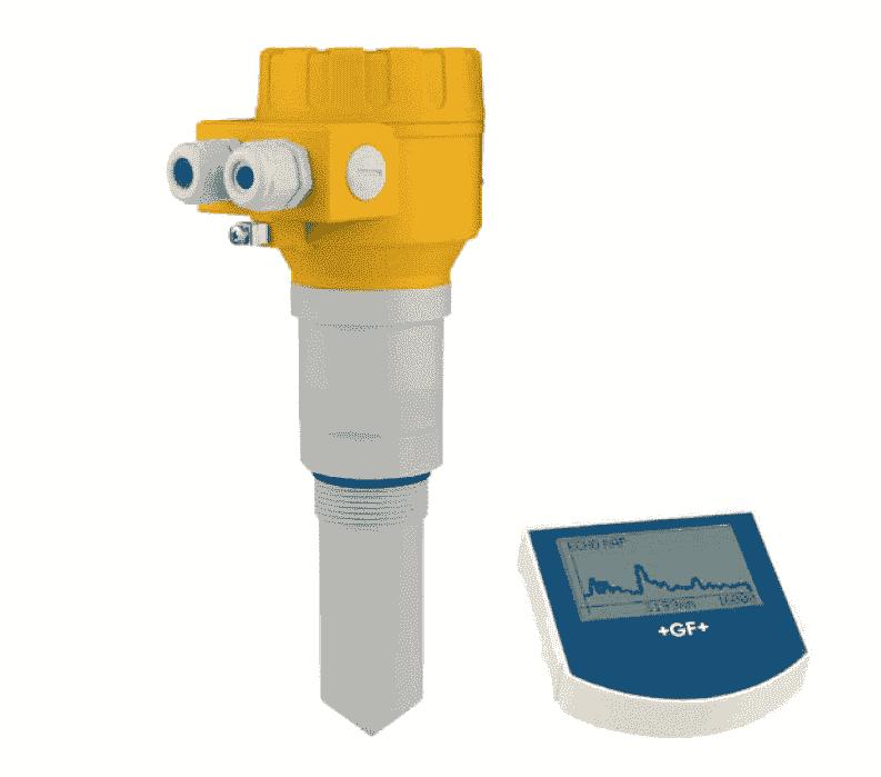 +GF+雷達波液位傳訊器