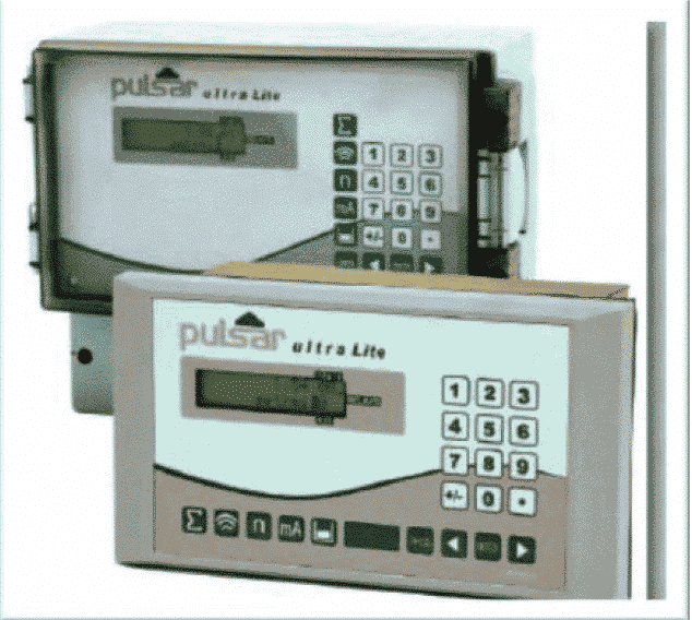 Ultra Lite 超音波明渠流量計