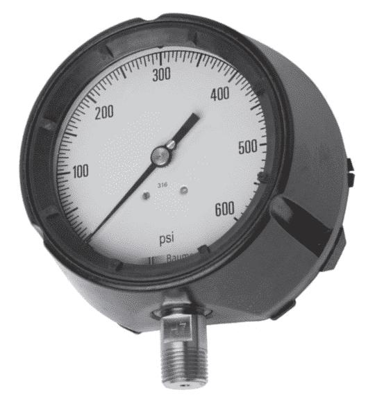 """MPG-MPJ-MPE-MPF Safety gauges """"turrett"""""""